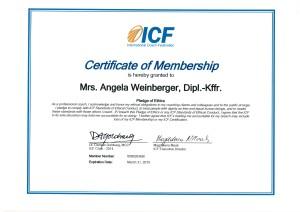 ICF 2014 Angela Weinberger 1