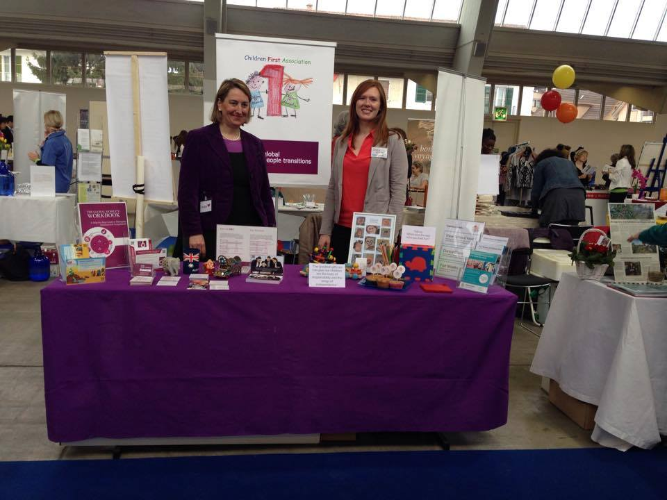 Women Expo 2015 with @cfa2011 and @GPTransitions