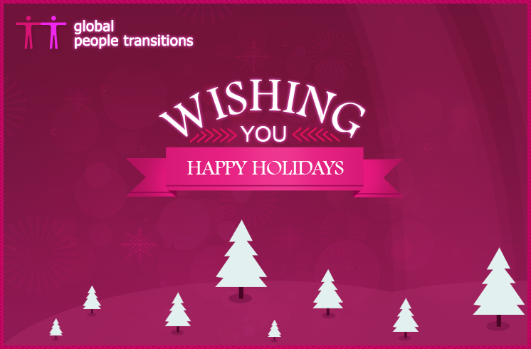 Happy Holidays 2015 (PNG)