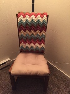 The Mom Cave Chair
