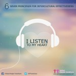 Principle 6: I listen to my heart