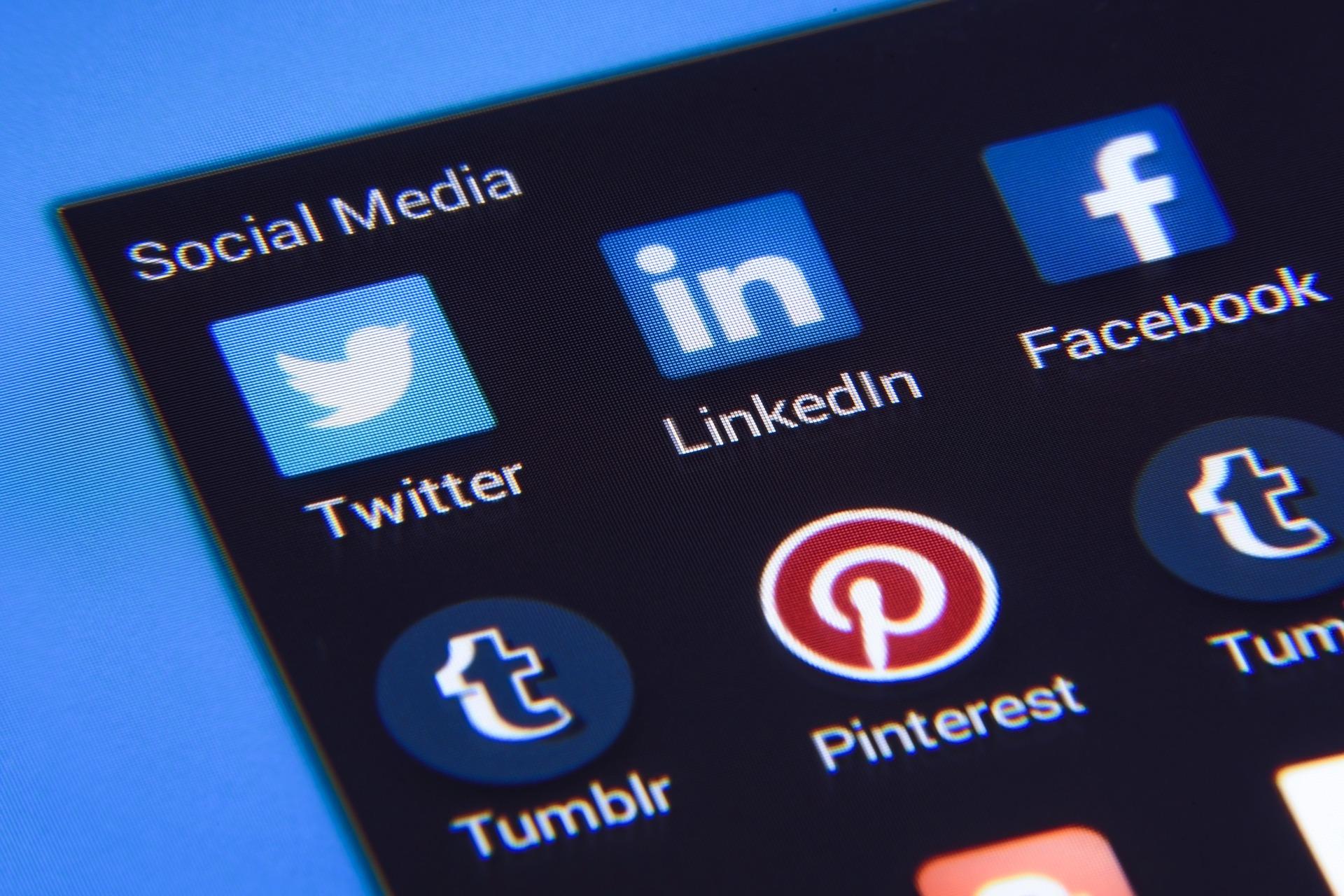 Social Media Presence is Key!
