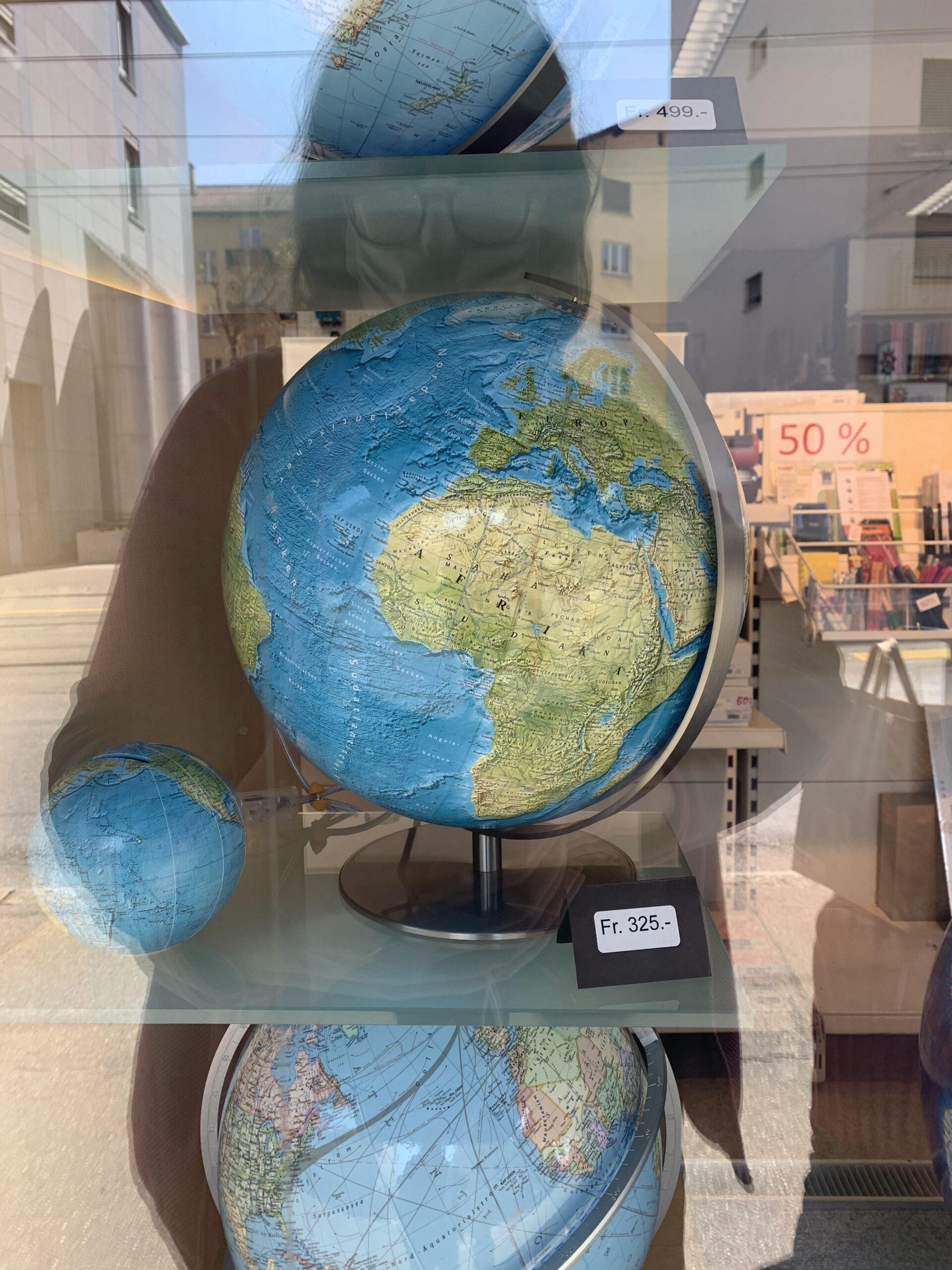 Globe and Covid19